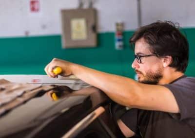 Reparación y desabollado de coches